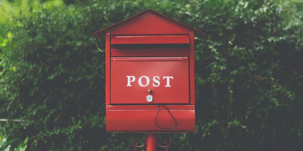 Die Briefwahl steht immer wieder in der Kritik. © Bundo Kim / Unsplash