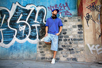 Zum HipHop-Blog © Stefan Burkard